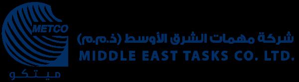 MIDDLE EAST TASKS CO. LTD. Logo